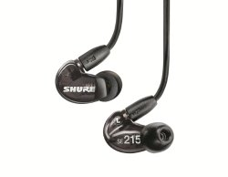 Shure SE215 Most Durable Earbuds