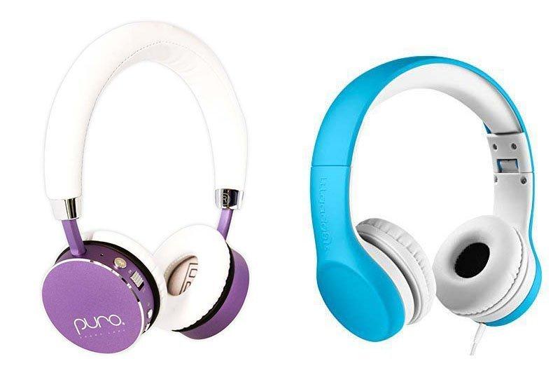 10 Best Kids Headphones (Safe and Comfortable Headphones ...